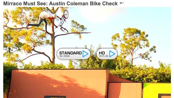 Austin Coleman's Video Bike Check